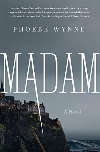 Book Cover: Madam: A Novel