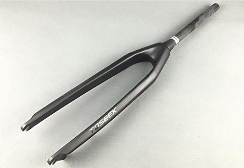 TS-F06 TOSEEK正規品フォーク ディスブレーキ マウンテンバイク用フォーク テーパードコラム B07D76VGJC 29インチ