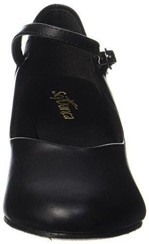 So Danca Damen Ch50 Tanzschuhe-Step, Schwarz (Black), 42/43 EU