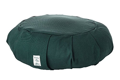 Bheka BREEZE Inflatable Zafu (Forest Green)