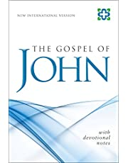 NIV, The Gospel of John 25 Pack: With Devotional Notes
