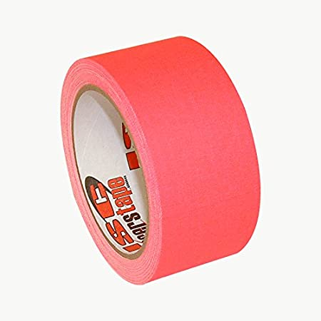 2 x 15 yd Fluorescent Green ISC Racers Tape NEON DULL-FINISH//GRN215 ISC Neon Dull-Finish Racers Tape