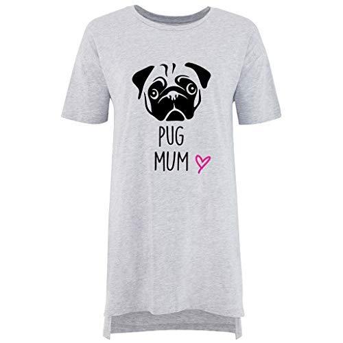 Second Nuisette Ami Pyjama 60 Gris De Maman Makeover Carlin Chemise Limited Nuit Femmes Des Fête Mères p4x4CwHqd