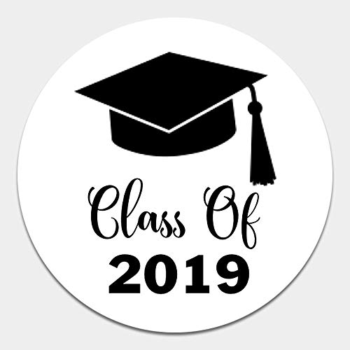 - Oh Baby! Stickers & More 40 Class of 2019 Envelope Seals - Graduation Announcement Seals - Graduation Party Favor Labels