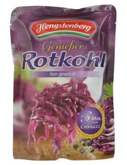 (Hengstenberg Mildessa Red Cabbage in Pouch)
