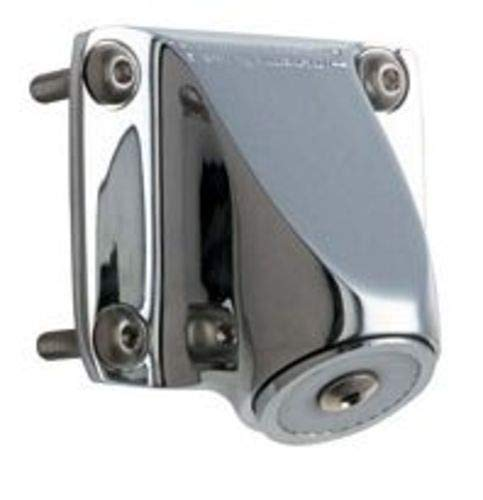 Chicago Faucets 621-CP Wall Mount Institutional Pressure Compensating Shower Head, Chrome ()