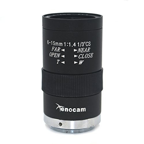 cs varifocal lens - 5