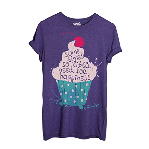 T-Shirt CUPCAKE FELICITÀ - by iMage Dress Your Style