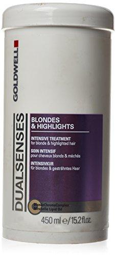 Goldwell Dualsenses Blondes und Highligts Intensivkur, 1er Pack (1 x 450 ml)