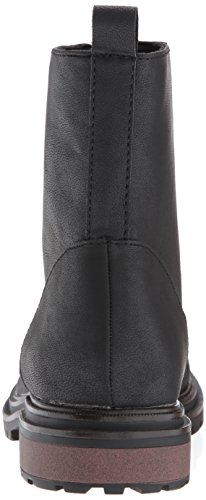 Bootie Women's Dog Ankle Rocket Black Lorena Lewis Pu 4CnSBw