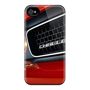 Durable Hard Phone Cases For Iphone 6 With Customized Attractive Dodge Challenger Series KimberleyBoyes