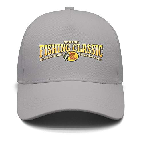 1e658bc5 New Casual Breathable Adjustable Mesh Unisex Fishing-Classic-Bass-Pro-Shops- Logo-Sun Hats Cap