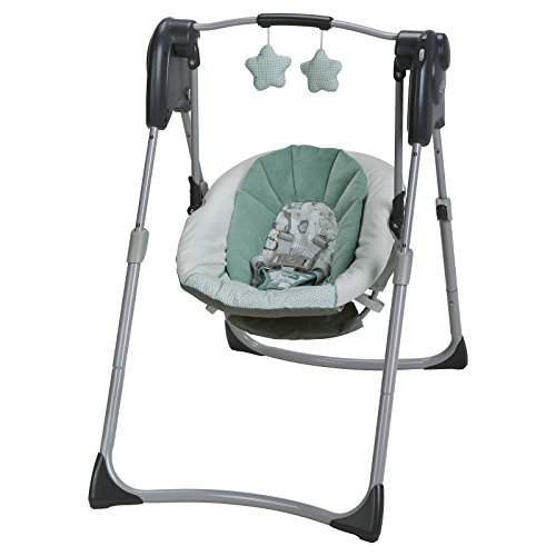 Graco Slim Spaces Compact Baby Swing for sale  Delivered anywhere in USA