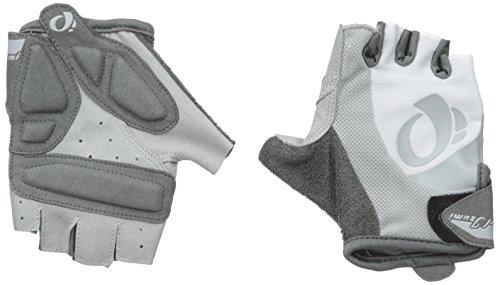 Gloves Izumi Pearl Nylon (Pearl Izumi - Ride Women's Select Gloves, White/White, Large)