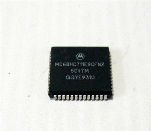 (MCU 8-Bit HC11 CISC 12KB EPROM 3.3 Volt 5 Volt 52-Pin PLCC Rail )