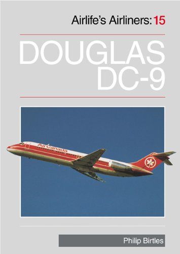 Douglas DC-9 (Airlife's Airliners: 15)