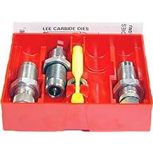 Lee Precision 9-mm Luger Carbide 3-Die Set (Silver)