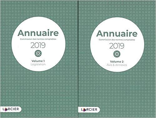 Télécharger Annuaire 2019 CNC - Commission des Normes Comptables EPUB eBook gratuit