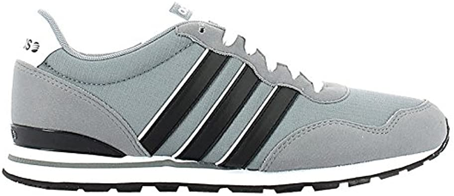 Adidas Mens Shoes Jogger Neo V Gray Size: 11: Amazon.co.uk: Shoes ...