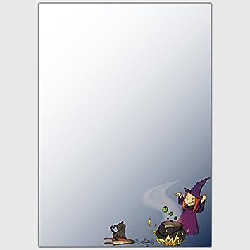 Designpapier Halloween Hexenküche Din A4 25 Blatt Amazonde