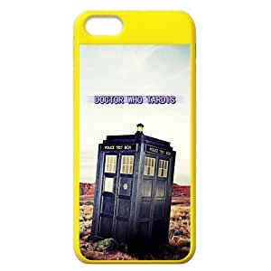 Custom Doctor Who Back Cover Case for iphone 5c iphone 5c LLCC-2099