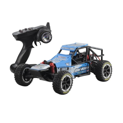 Kyosho EP 2WD R/S Sandmaster (1/10 Scale), Color Type 3 Light Blue