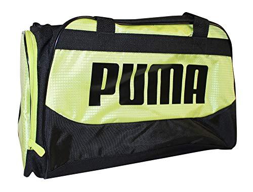 PUMA Men's Evercat Transformation 3.0 Duffel Bright Green One Size (Women Gym For Green Bag Puma)