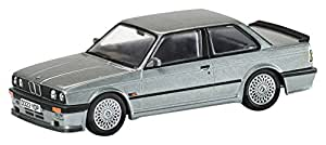 Corgi - BMW E30 325i Sport, coche de juguete, color plata (Hornby CVA13400)