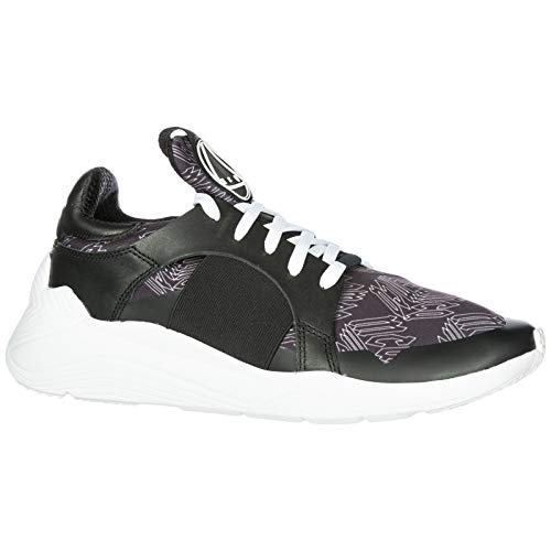 Schw Sneakers Low MCQ Nylon Herrenschuhe Schuhe Gishiki Alexander McQueen Herren xWXXwZ8zqO