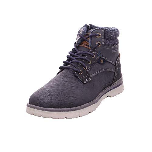 Sneaker Collo Nero Alto A By 100 schwarz Uomo Gerli 43ju002 Dockers qtOAx6