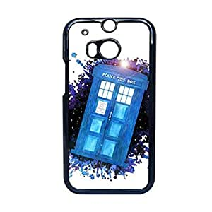 Generic Art Phone Cases For Girly Print With Tardis For Htc One M8 Choose Design 4