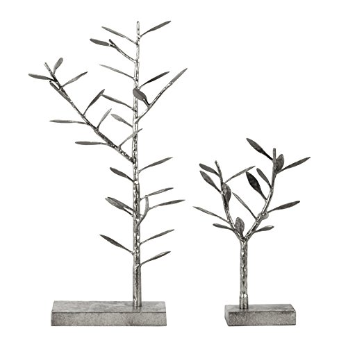 Urban Trend Metal Tree Table Top Decor and Jewelry Holder...