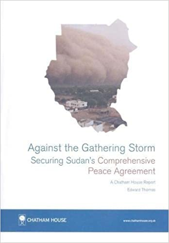 Against The Gathering Storm Securing Sudans Comprehensive Peace