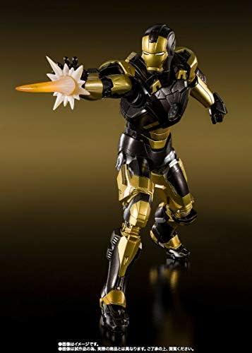 IN STOCK US SELLER S.H.Figuarts Iron Man 3 Iron Man MK20 Mk-XX Python Bandai