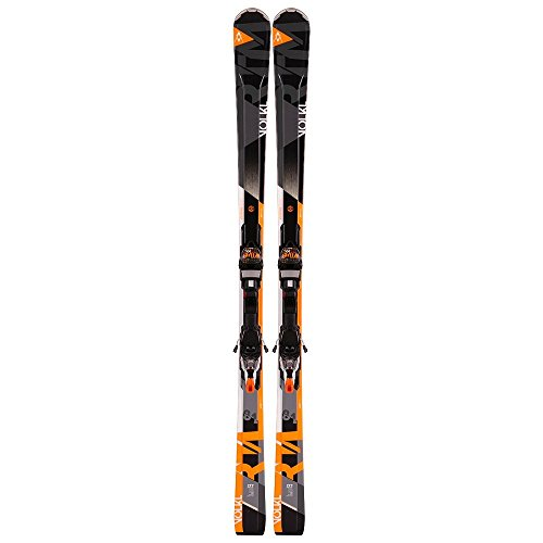 Volkl 2017 RTM 81 Skis w/iPT WR XL 12.0 TCX Bindings (177) (Best Volkl All Mountain Skis)
