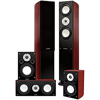 Amazon Com Fluance Xlhtb High Performance 5 Speaker