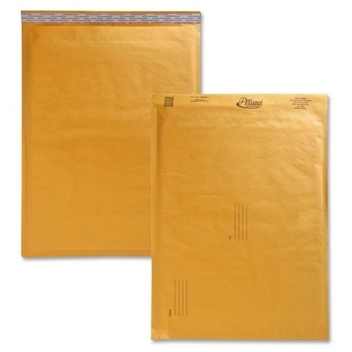Alliance Rubber Air Bubble - ALL10809 Envelopes,No. 7,Self Sealing,Bubble Cushioned,14-1/4