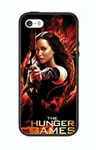 Case Cover Design The Hunger Game Hit HG08 for Iphone 6 Plus Border Rubber Silicone Case Black@pattayamart