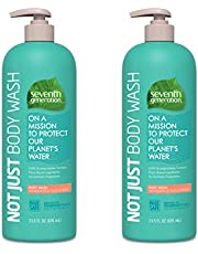 Seventh Generation Body Wash, Lavender and Cedarwood scent 23.5 oz, 2 pack