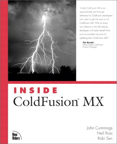 Inside Coldfusion MX by Brand: New Riders Press
