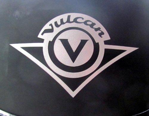 Reflective Vulcan - 3 1/2