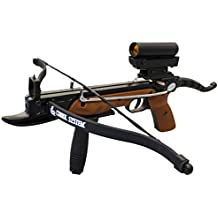 Prophecy 80 Pound Self-cocking Pistol Crossbow with Cobra System Limb