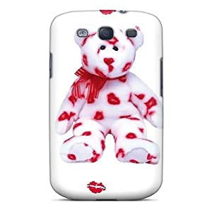 Forever Collectibles Teddy Love Hard Snap-on Galaxy S3 Case