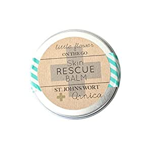 Little Flower Soap Co. - All Natural Skin Rescue Balm (1 oz tin)