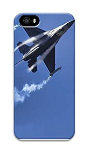iPhone 5 5S Case Fighter Jets 3D Custom iPhone 5 5S Case Cover