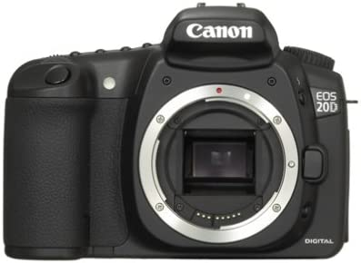 Canon EOS 20D DSLR Camera (Body Only) (OLD MODEL)