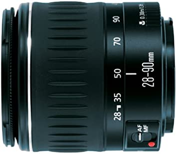 Canon EF 28-90mm F//4-5.6 III SLR Lens for Canon Cameras
