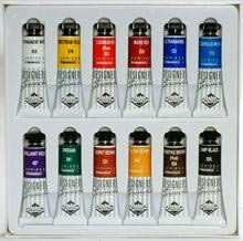 Daler Rowney Designers Gouache Introduction Set 15ml (Pack of 12) (Designers Gouache)
