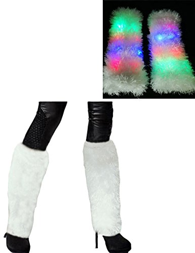 Luwint LED Flashing Furry Warmers