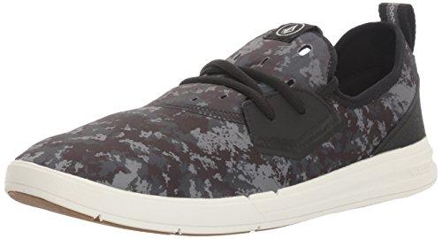 Volcom Draft Shoe - Zapatillas de skate Hombre Grey Combo